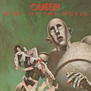 Queen We Are The Champions Remastered 2011 Lyrics